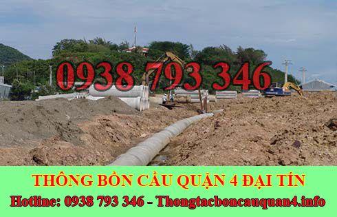 Vì sao nên sử dụng dịch vụ thi công lắp đặt đường cống nước Đại Tín