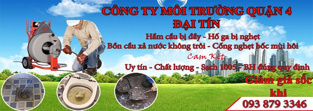 Công Ty Thông Tắc Bồn Cầu Toilet Quận 4 Đại Tín 0935077441