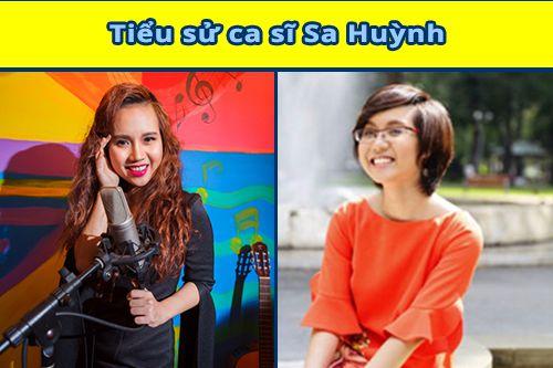 Ca sĩ Sa Huỳnh là ai ?