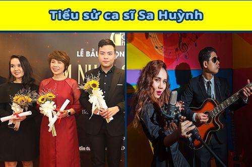 Ca sĩ Sa Huỳnh sự nghiệp