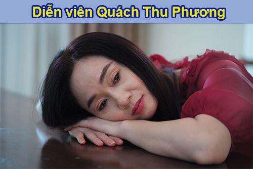 Diễn viên Quách Thu Phương bị trầm cảm thế nào?